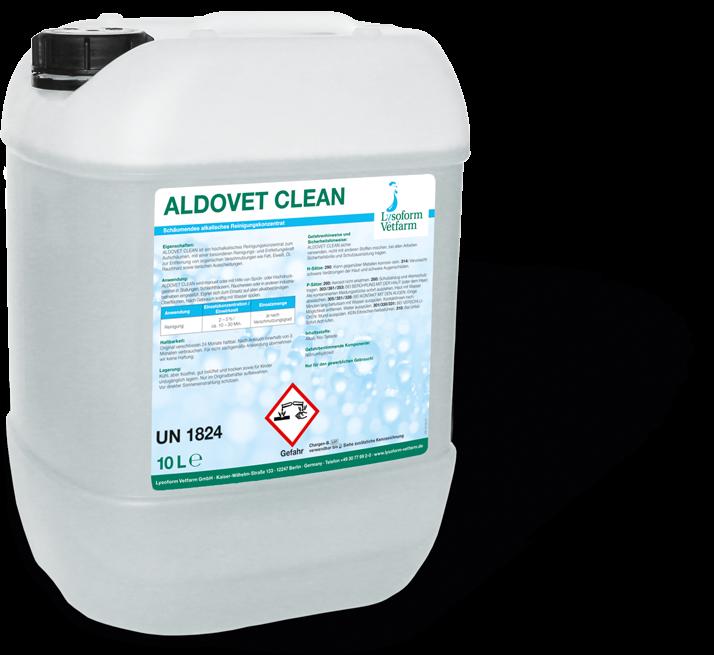 ALDOVET CLEAN